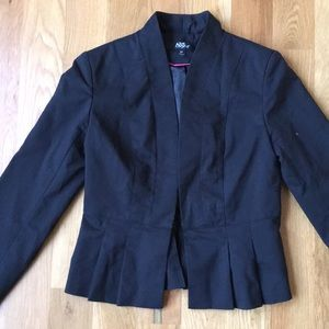 Black ABS blazer